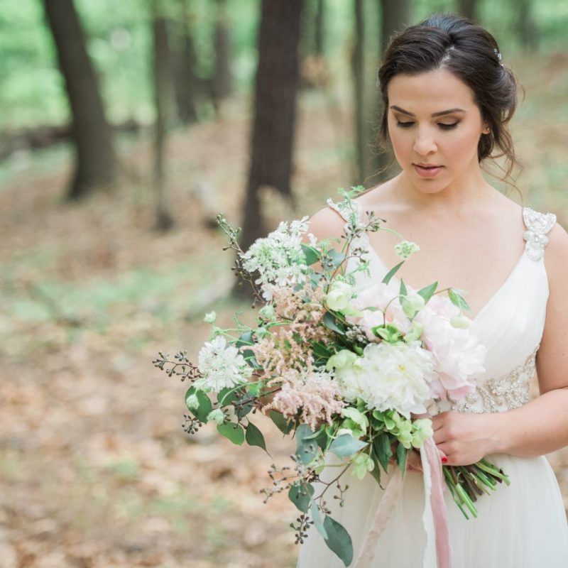 Woodland Inspired Styled Shoot