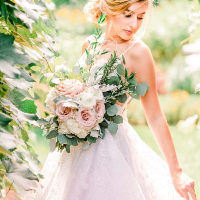 Summer Garden Styled Shoot